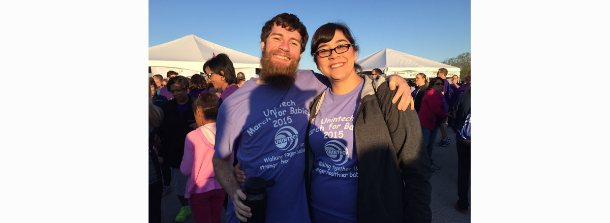March For Babies Team- Amanda Tommy