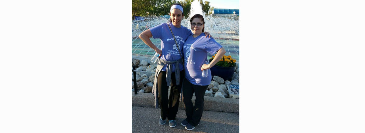 March For Babies Team- Tracey Michelle