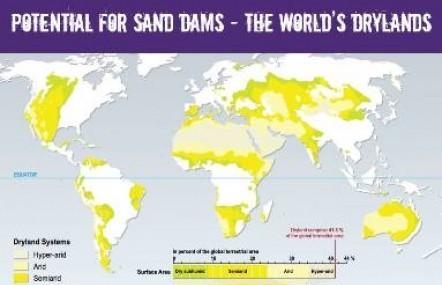 Sand Dam